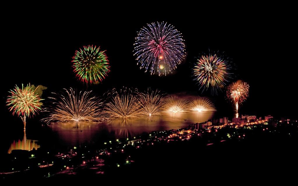 穿越人海,也能等到的北海道洞爷湖花火大会!