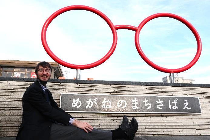 福井县名产 | 日本名物——鲭江眼镜
