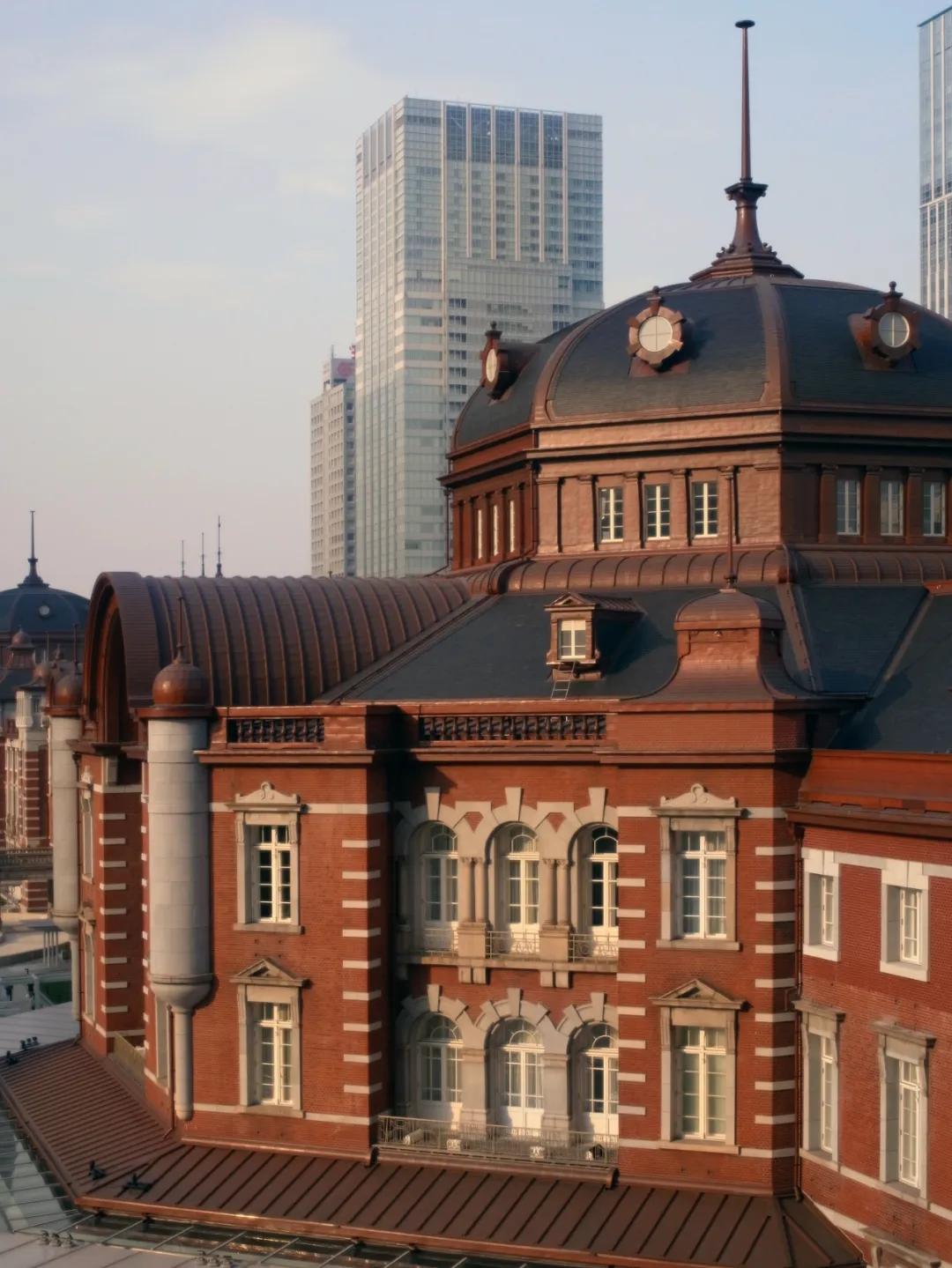 东京车站旅馆,用历史堆砌成的百年空间