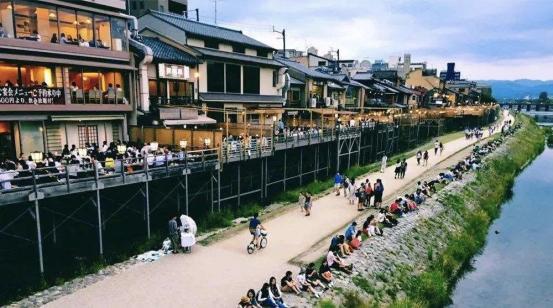 夏日风物诗特辑---京都,怎么就那么浪漫呢?