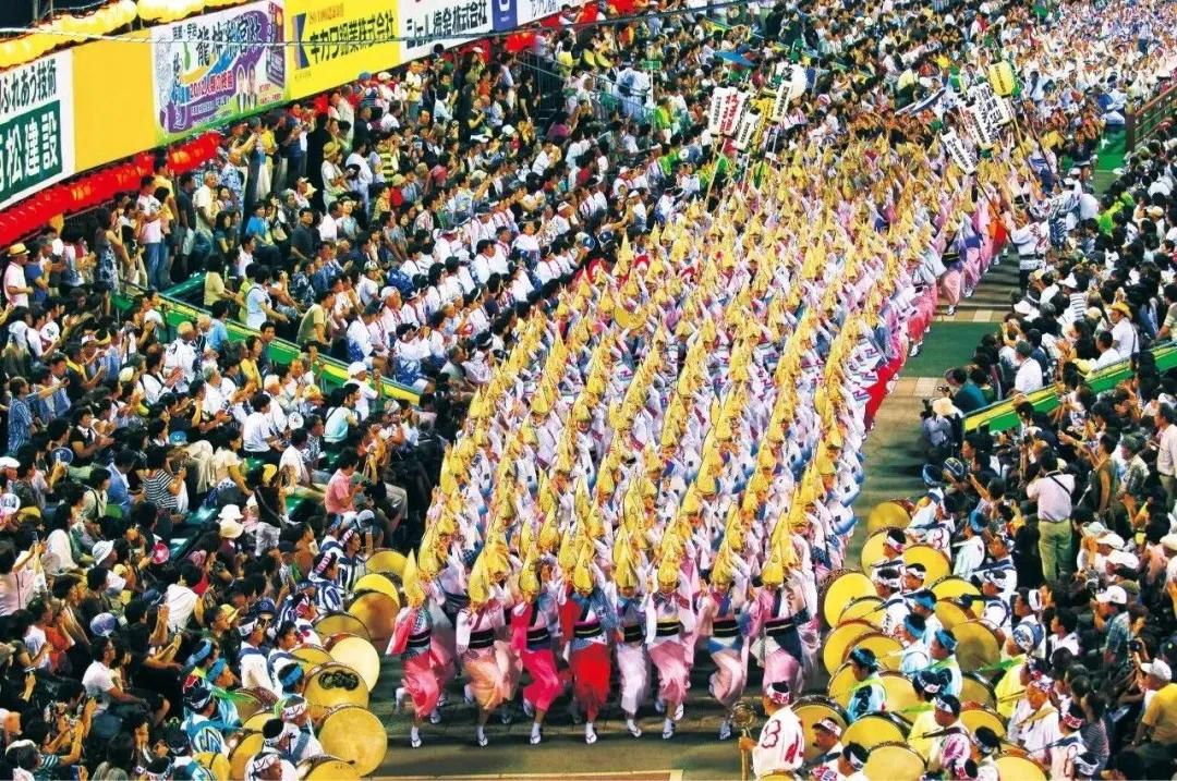 日本夏日盛大的祭典——盂兰盆节