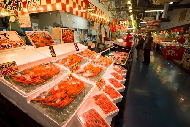 福井县美食 | 全是来自大海的馈赠——日本海沿岸最大海鲜市场