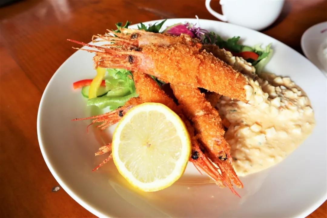 福井县美食 | 不愧是北陆海鲜名产地,看这虾子就可以馋哭了