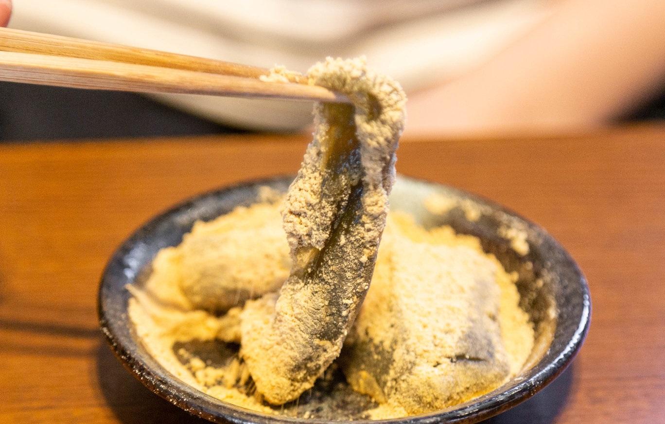 大家知道经常出现在日剧中的わらび餅到底是什么吗?