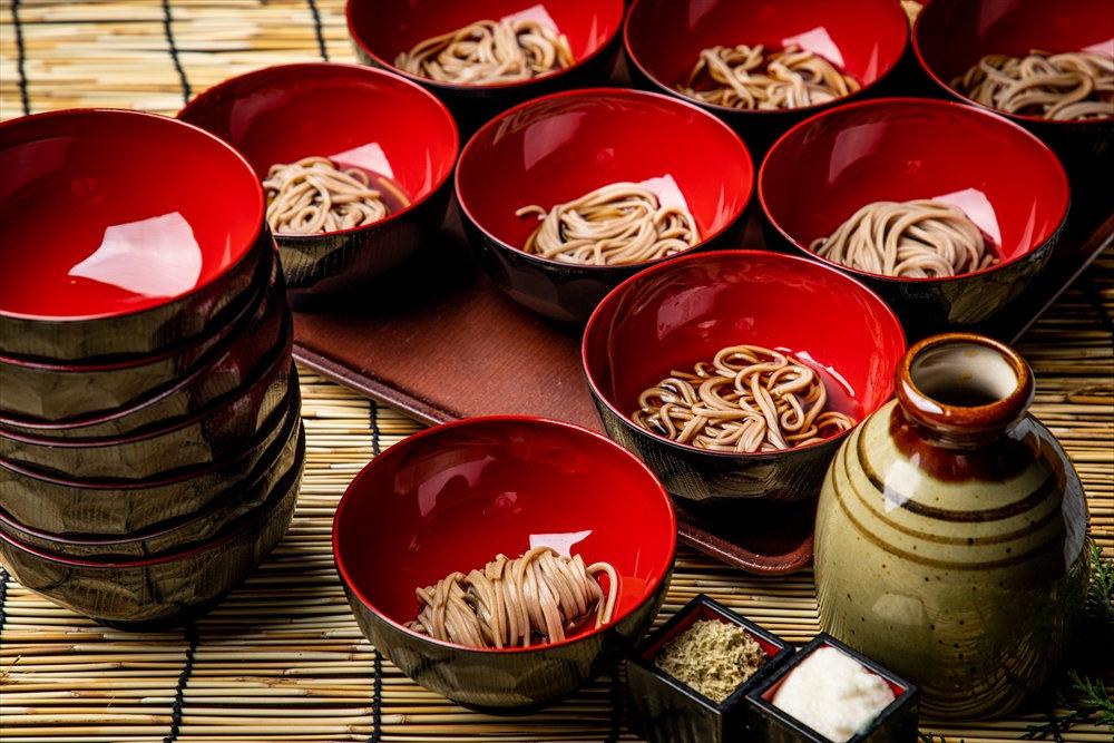 日本人在迎接新年的时候吃什么?