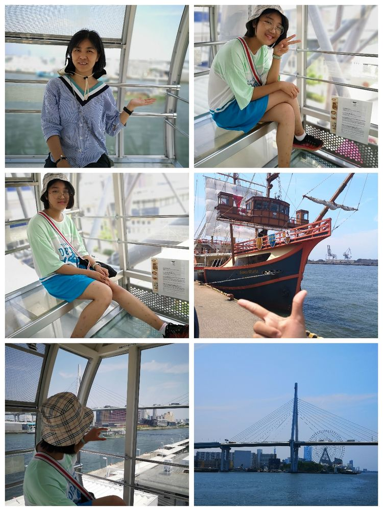 与女儿的日本京阪八日游