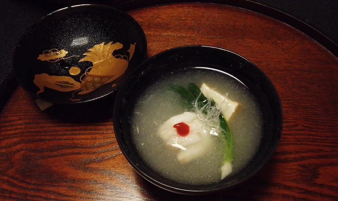 日本最美不过京都,京都最有代表的是怀石,【山茶玄】是京都最稳固的气质!