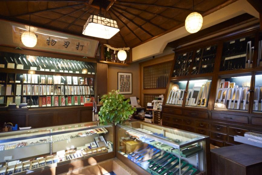 日本的名品名店 其一 UBUKEYA 东京日本桥人形町