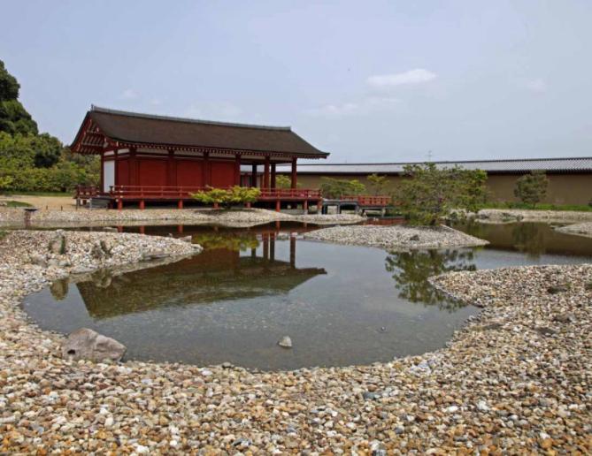 空间艺术的精髓 日本庭园