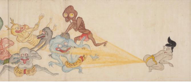 """向妖怪收藏研究家——汤本豪一请教""""妖怪之魅力""""! 始于江户时代而不终于现代,玄秘深奥的妖怪文化"""