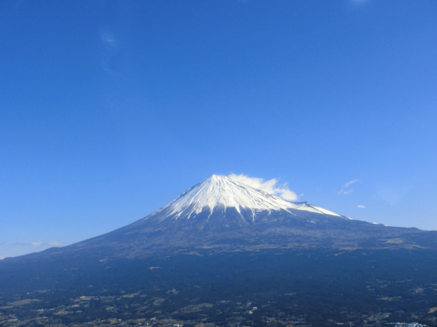 名峰的诞生,彰显自然之力!富士山优美的形态又是如何形成的呢?