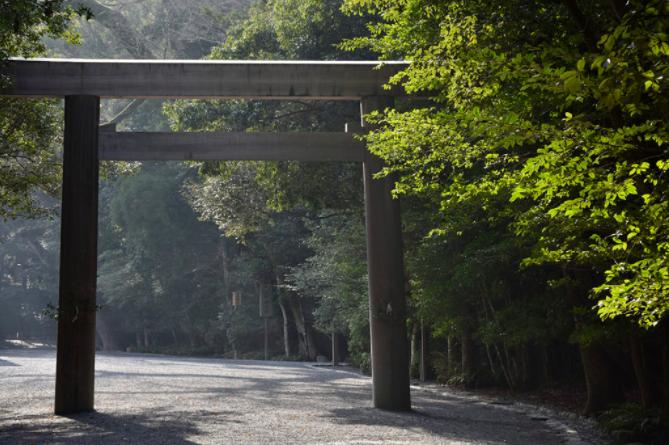NATIONAL PARK OF JAPAN 纪伊半岛东海岸的神秘伊势志摩国立公园