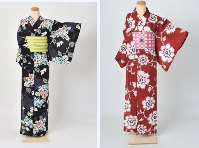 看了那么多漂亮的和服,那和服究竟有哪些种类呢?