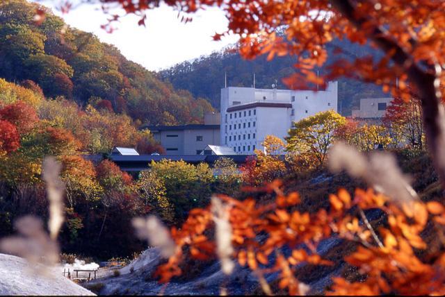 雪与汤的浪漫,北海道的这些绝美温泉满足你对日式温泉的所有幻想