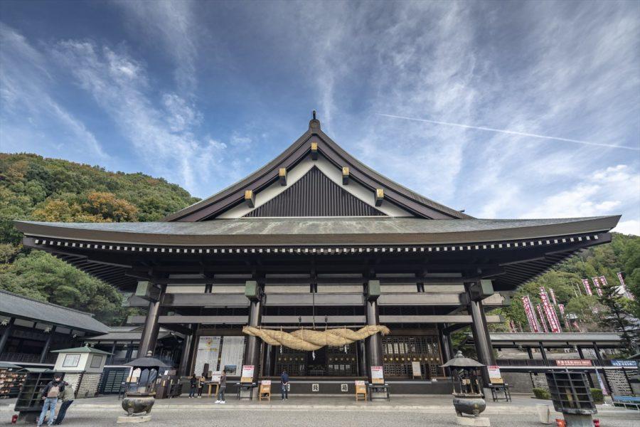 最上稻荷--日本三大稻荷之一,在哪里呢?