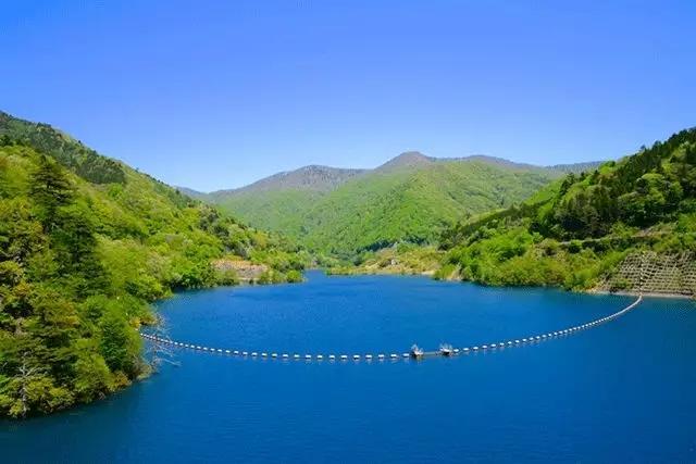 终于找到梦想中的世外桃源——群马秘境四万湖
