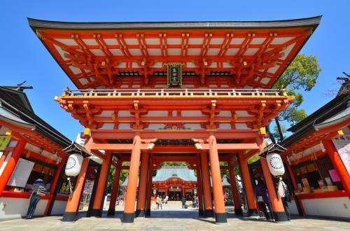 给大家推一推日本15家有名的结缘神社