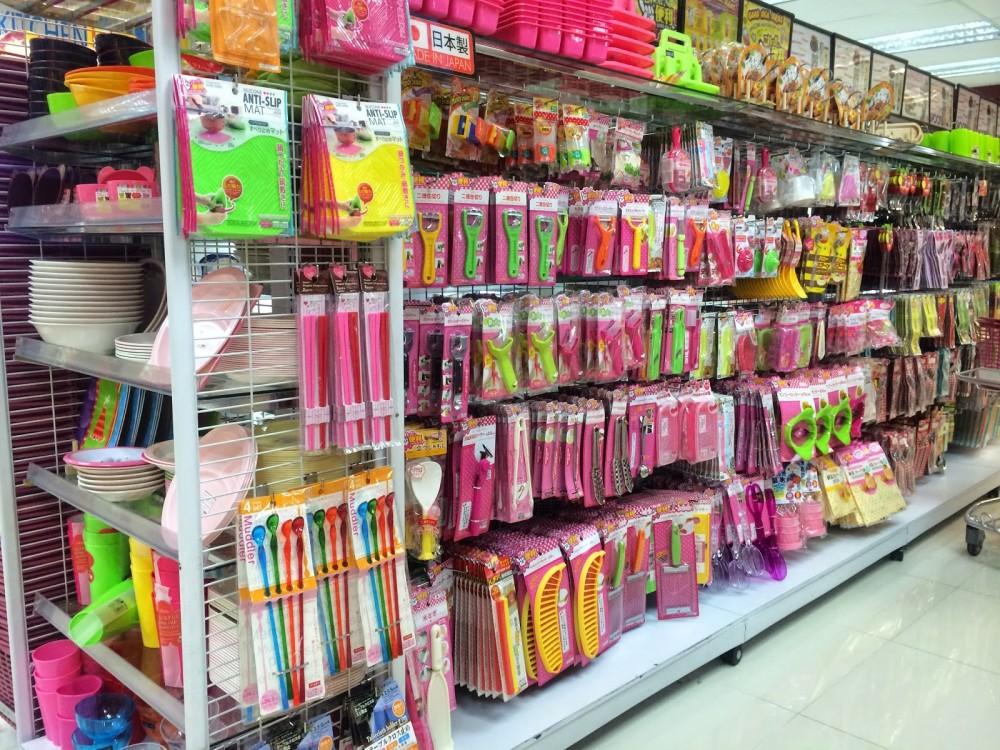 走进日本百元店--便宜也有好货呀!