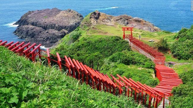 美国CNN评选出的日本31处小众绝景,看看你打卡了哪几处?