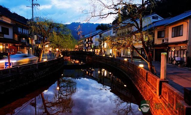 """木造旅馆,古老温泉""""七汤"""",花园式庭院:这里是城崎温泉"""